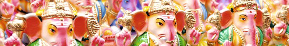 Figuras Ganesha Hindues Venta por Mayor